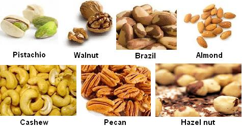 Tree Nut Allergy - North West Allergy Network
